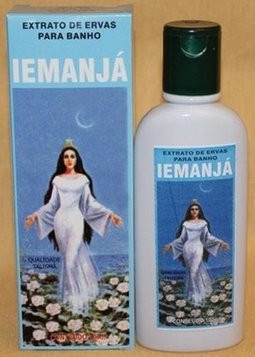 Magnetisch Parfumbad 'Iemanjá'.